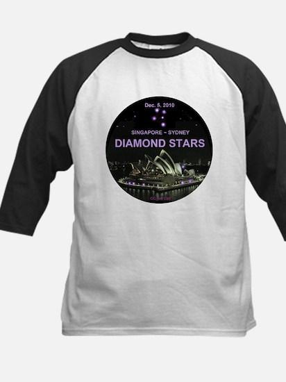 DIAMOND STARS - Kids Baseball Jersey