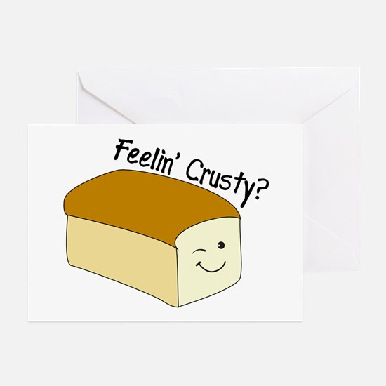 Cute Feeling it Greeting Cards (Pk of 10)