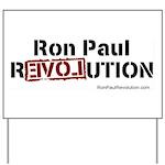 Ron Paul- Yard Sign