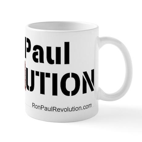 Ron Paul- Mug