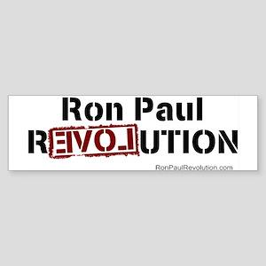Ron Paul--Bumper Sticker