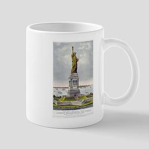 Statue of Liberty-1885 Mug