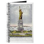 Statue of Liberty-1885 Journal