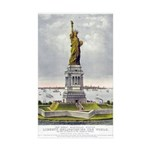 Statue of Liberty-1885 Sticker (Rectangle 50 pk)