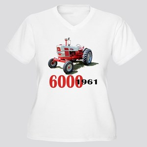 The 1961 Model 6000 Women's Plus Size V-Neck T-Shi