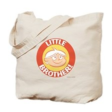 Little Brother Tote Bag