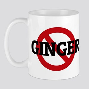 Anti-Ginger Mug