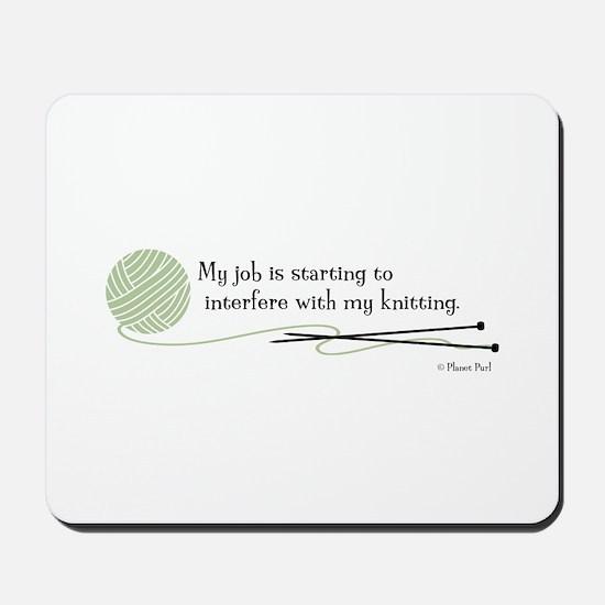 """My Job"" - Mousepad"