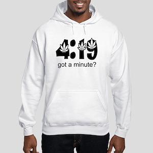 419 light Hooded Sweatshirt
