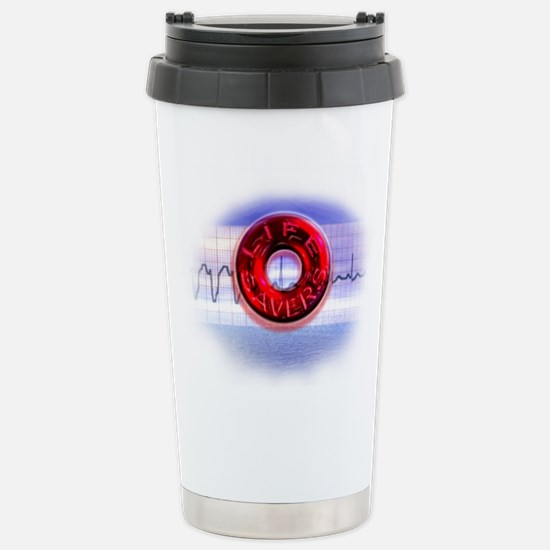 LIFESAVER Stainless Steel Travel Mug