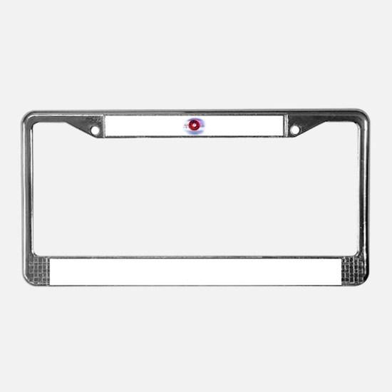 LIFESAVER License Plate Frame