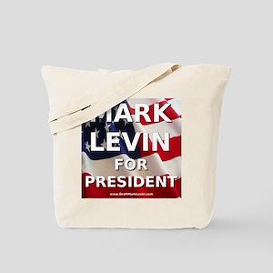 Mark Levin: Tote Bag