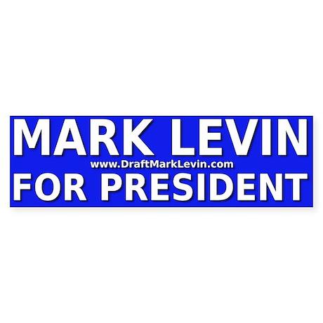 Mark Levin: Sticker (Bumper)