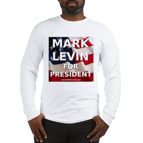 Mark Levin: Long Sleeve T-Shirt