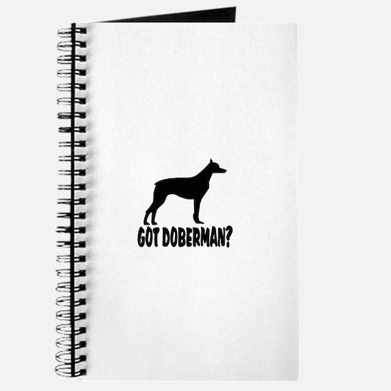 Got Doberman? Journal