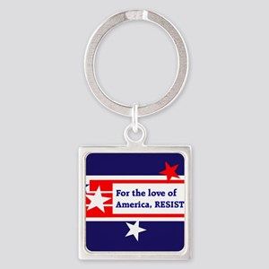 For the love of America, resist Keychains
