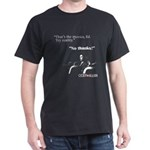 The Movies Dark T-Shirt