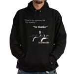The Movies Hoodie (dark)