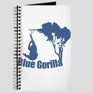 Hanging gorilla Journal