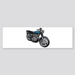 Motorcycle Sticker (Bumper)