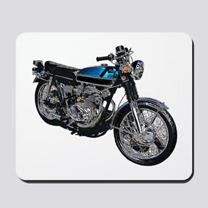 Motorcycle Mousepad