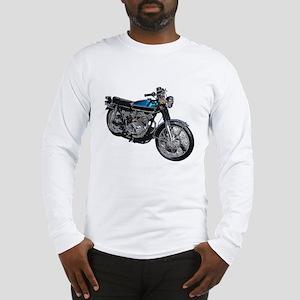 Motorcycle Long Sleeve T-Shirt