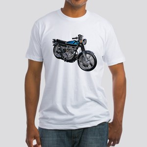 Motorcycle Fitted T-Shirt