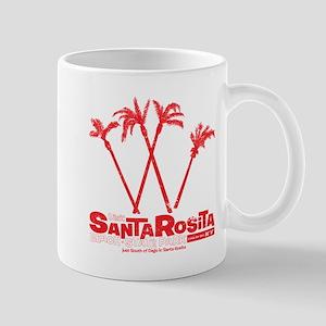 Santa Rosita Beach State Park Mug