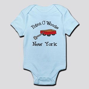 Point O' Woods Infant Bodysuit