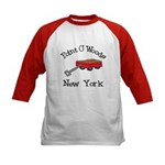 Point O' Woods Kids Baseball Jersey
