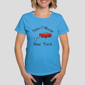 Point O' Woods Women's Dark T-Shirt
