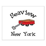 Seaview Small Poster