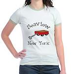 Seaview Jr. Ringer T-Shirt