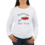 Seaview Women's Long Sleeve T-Shirt