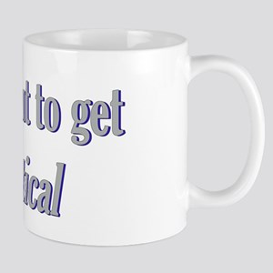 Its about to get Nautical-gre Mug