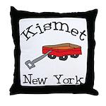 Kismet Throw Pillow