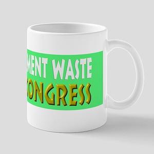 Stop Government Waste Mug