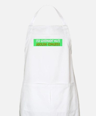 Stop Government Waste Apron