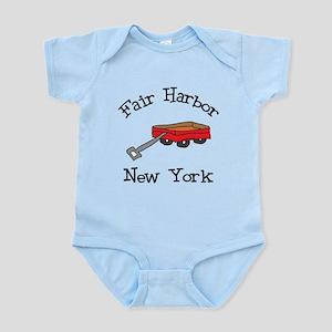 Red Wagon Fair Harbor Infant Bodysuit