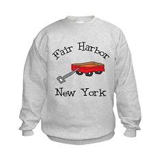 Red Wagon Fair Harbor Sweatshirt