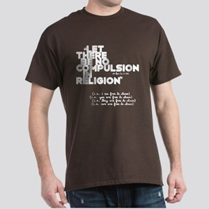 No Compulsion Dark T-Shirt