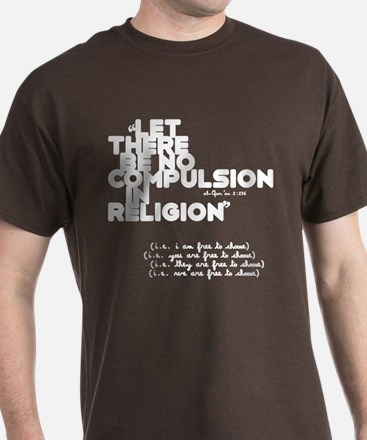 No Compulsion T-Shirt