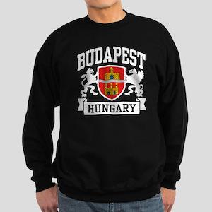 Budapest Hungary Sweatshirt (dark)