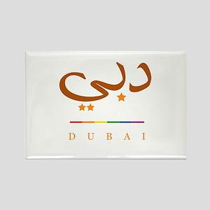 Dubai, Dubayy Pride Rectangle Magnet