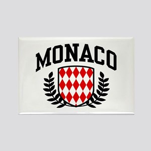 Monaco Rectangle Magnet