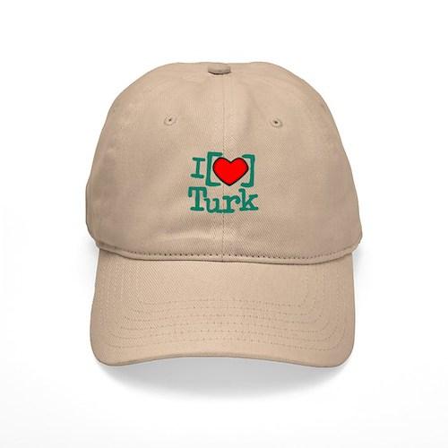 I Heart Turk Cap