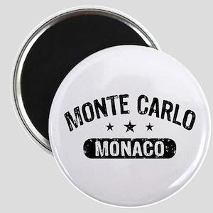 Monte Carlo Monaco Magnet