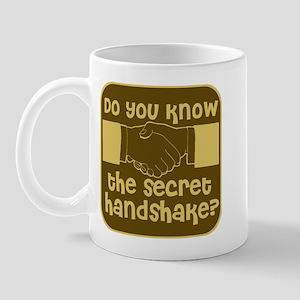 Secret Handshake Mug