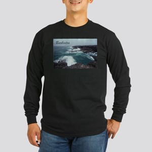 Barbados Long Sleeve Dark T-Shirt