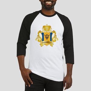 Gold Barbados Baseball Jersey